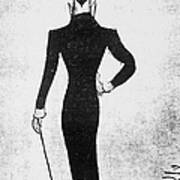 Max Beerbohm (1872-1956) Art Print
