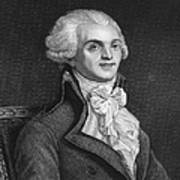 Maximilien Robespierre Art Print
