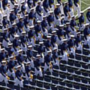 Members Of The U.s. Air Force Academy Art Print