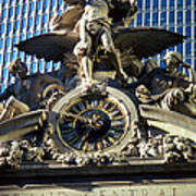 Mercury At Grand Central Art Print