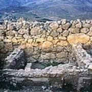 Midea Ruins Art Print