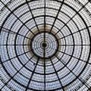 Milan Galleria Vittorio Emanuele II Art Print by Joana Kruse