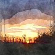Mild Morning II Art Print