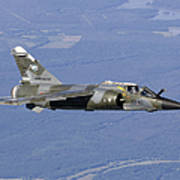 Mirage F1cr Of The French Air Force Art Print