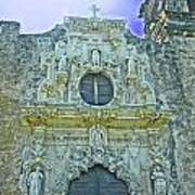 Mission San Jose San Antonio Art Print
