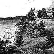 Mount Vernon, 1798 Art Print