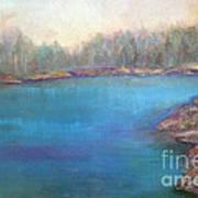 Muskoka Shore Art Print