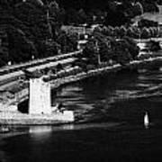Narrow Water Castle Warrenpoint Art Print