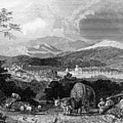 New Hampshire, 1839 Art Print