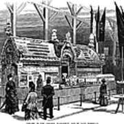 New Orleans Fair, 1884 Art Print