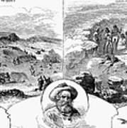 Nez Perce Campaign, 1877 Art Print by Granger