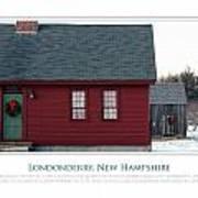 Nh Old Homes Art Print by Jim McDonald Photography