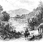 North Carolina, C1875 Art Print