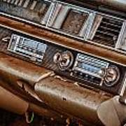 Oldsmobile Art Print