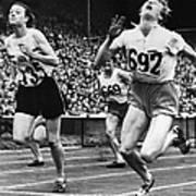 Olympic Games, 1948 Art Print