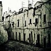 Ostuni - Apulia Art Print