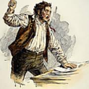 Owen Lovejoy (1811-1864) Art Print by Granger