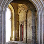 Palace Arch Art Print