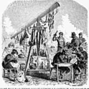 Paris Commune, 1871 Art Print