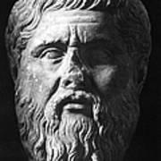 Plato (c427 B.c.-c347 B.c.) Art Print