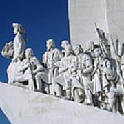 Portuguese Maritime Monument Art Print