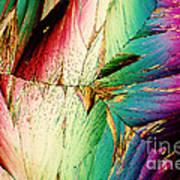 Potassium Nitrate Art Print