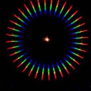 Quicklime Spectra Limelight Art Print