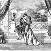 Romeo & Juliet Art Print by Granger