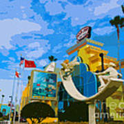 Ron Jon Surf Shop In Cocoa Beach  Art Print