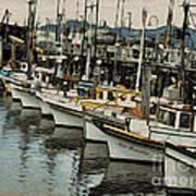 Safe Harbor 2 Art Print