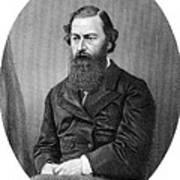 Samuel Baker, British Explorer Print by