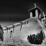 San Francisco De Asis Church Iv Art Print