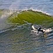 Sc Surfer Art Print