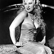 She Done Him Wrong, Mae West, 1933 Print by Everett
