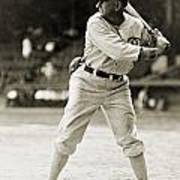 Shoeless Joe Jackson  (1889-1991) Art Print