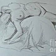 Sketch Class Art Print