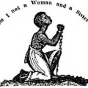 Slavery: Woman, 1832 Art Print by Granger