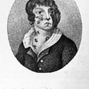 Smallpox Vaccination, 1807 Art Print