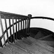 Stairway To Somewhere Art Print