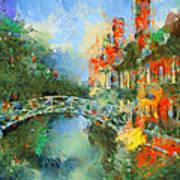 Stamford Bridge Art Print