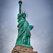Staute Of Liberty Art Print