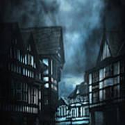 Storm Is Coming Art Print by Svetlana Sewell