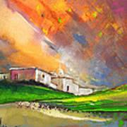 Sunset 25 Art Print