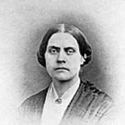 Susan B. Anthony, American Civil Rights Art Print by Photo Researchers, Inc.
