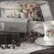 Tea And Gulliver Art Print