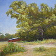 Tennessee Barn Art Print