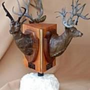 Texas Trophies Art Print