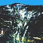 The Mount Sinjajevina Art Print