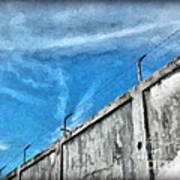 The Prison Walls Art Print