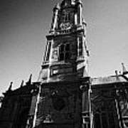 The Tron Church Edinburgh Scotland Uk United Kingdom Art Print by Joe Fox